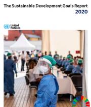 The Sustainable Development Goals Report 2020
