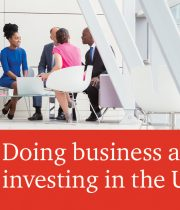 Doing business and investing in the UK guide